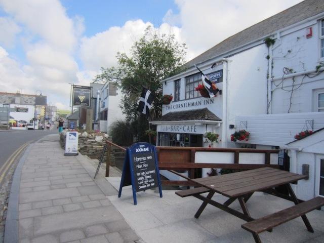 Cornwall. Lidt symbolik for turisterne…